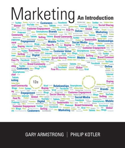 Marketing: An Introduction (12th Edition)
