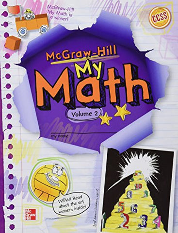 McGraw-Hill My Math Vol. 2, Grade 5 (ELEMENTARY MATH CONNECTS)