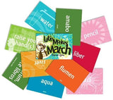 Latin Monkey Match Card Game (Latin Edition)