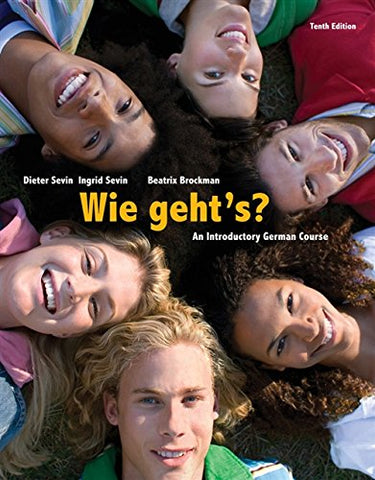 Wie geht's? (World Languages)