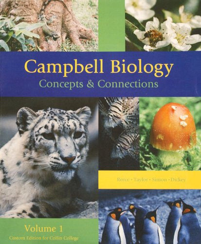 CAMPBELL BIOLOGY:CONCEPTS:V1..>CUSTOM<