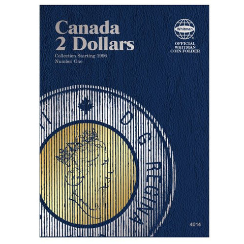Canadian Two Dollar Folder #1, Starting 1996