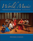 World Music: Traditions and Transformations (B&B Music)