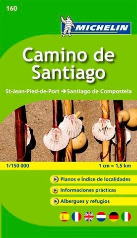 Michelin Guide to Camino de Santiago