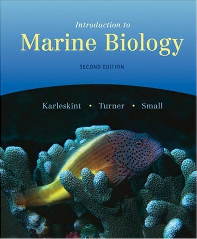 Introduction to Marine Biology (with InfoTrac) (Available Titles CengageNOW)