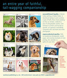 Dog Page-A-Day Gallery Calendar 2018