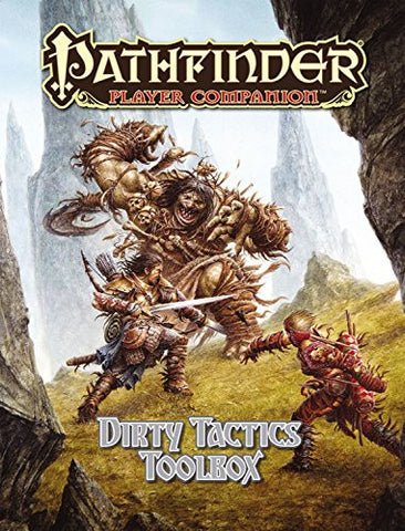 Pathfinder Player Companion: Dirty Tactics Toolbox