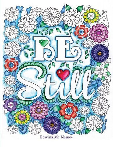 Inspirational coloring book: for fun and relaxation