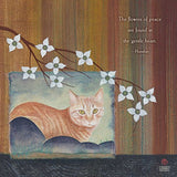 Zen Cat 2018 Wall Calendar: Paintings and Poetry by Nicholas Kirsten-Honshin