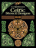 Celtic Stencil Designs (Dover Pictorial Archive)