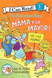 The Berenstain Bears and Mama for Mayor! (I Can Read Level 1)
