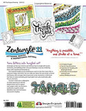 Zentangle 11: Lettering, Quotes, & Inspirational Sayings