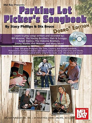 Parking Lot Picker's Song: Dobro Edition