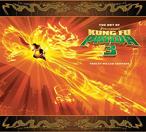 The Art of Kung Fu Panda 3