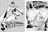 DC Comics Coloring Book
