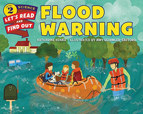 Flood Warning (Let's-Read-and-Find-Out Science 2)