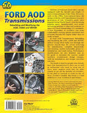 Ford AOD Transmissions: Rebuilding and Modifying the AOD, AODE and 4R70W (SA Design Workbench How-To)