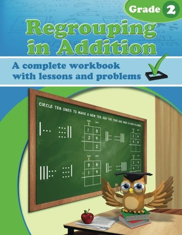 Regrouping in Addition Workbook
