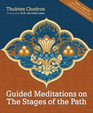 Guided Meditations on the Stages of the Path (with 15 hour mp3 meditation CD)