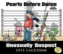 Pearls Before Swine 2016 Day-to-Day Calendar