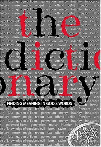 The Dictionary Finding Meaning In God's Words