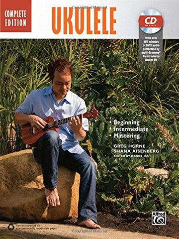 Ukulele Method Complete: Book & CD (Complete Method)