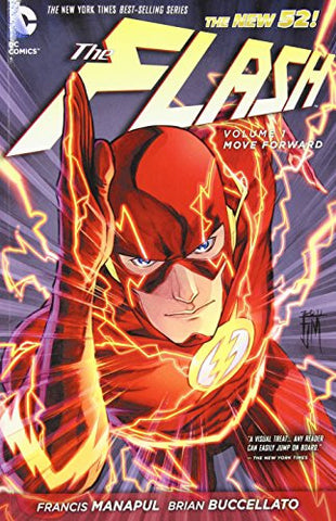 The Flash, Vol. 1: Move Forward  (The New 52)