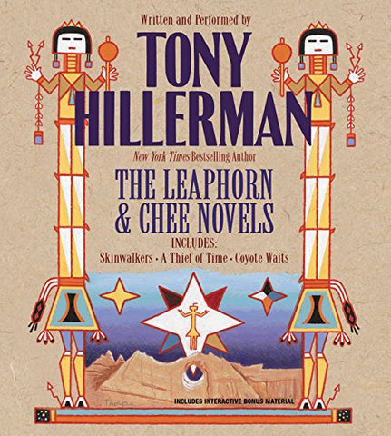 Tony Hillerman: The Leaphorn and Chee Audio Trilogy: Skinwalkers, A Thief of Time & Coyote Waits CD (Joe Leaphorn/Jim Chee Novels)