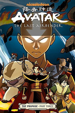 Avatar: The Last Airbender: The Promise, Part 3
