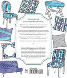 The Inspired Room Coloring Book: Creative Spaces to Decorate as You Dream
