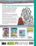 Zenspirations Coloring Book Abstract & Geometric Designs: Create, Color, Pattern, Play!