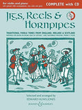 Jigs Reels & Hornpipes (New Edition) Complete Edition W/Cd 1 Or 2 Vln Pno Gtr Ad Lib (Fiddler Collection) (English, French and German Edition)