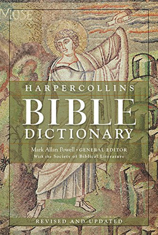 HarperCollins Bible Dictionary - Revised & Updated
