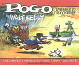 Pogo Vol. 3: Evidence To The Contrary (Vol. 3)  (Walt Kelly's Pogo)