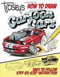 Trosley's How to Draw Cartoon Cars