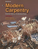 Modern Carpentry: Essential Skills for the Building Trade, Workbook