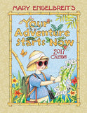 Mary Engelbreit 2017 Weekly Planner Calendar: Your Adventure Starts Now