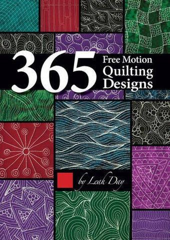 365 Free Motion Quilting Designs