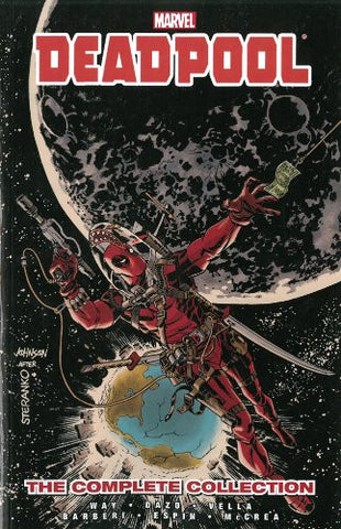 Deadpool by Daniel Way: The Complete Collection Volume 3