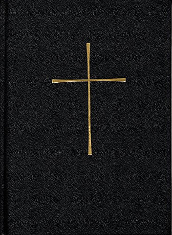 Book Of Common Prayer Personal Economy Edition Black