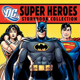 DC Super Heroes Storybook Collection: 7 Books in 1 Hardcover