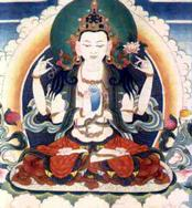 Buddha Of Compassion