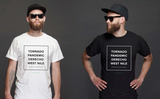 5 great T shirt designs with a message: $1 from each sale goes to Hands on Nashville