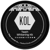 Teeth Whitening Kit (2 oz) - KOL KARE | The #1 All Natural, Premium Charcoal Brand. Made in Miami.