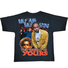 Nas The World Is Yours T-Shirt