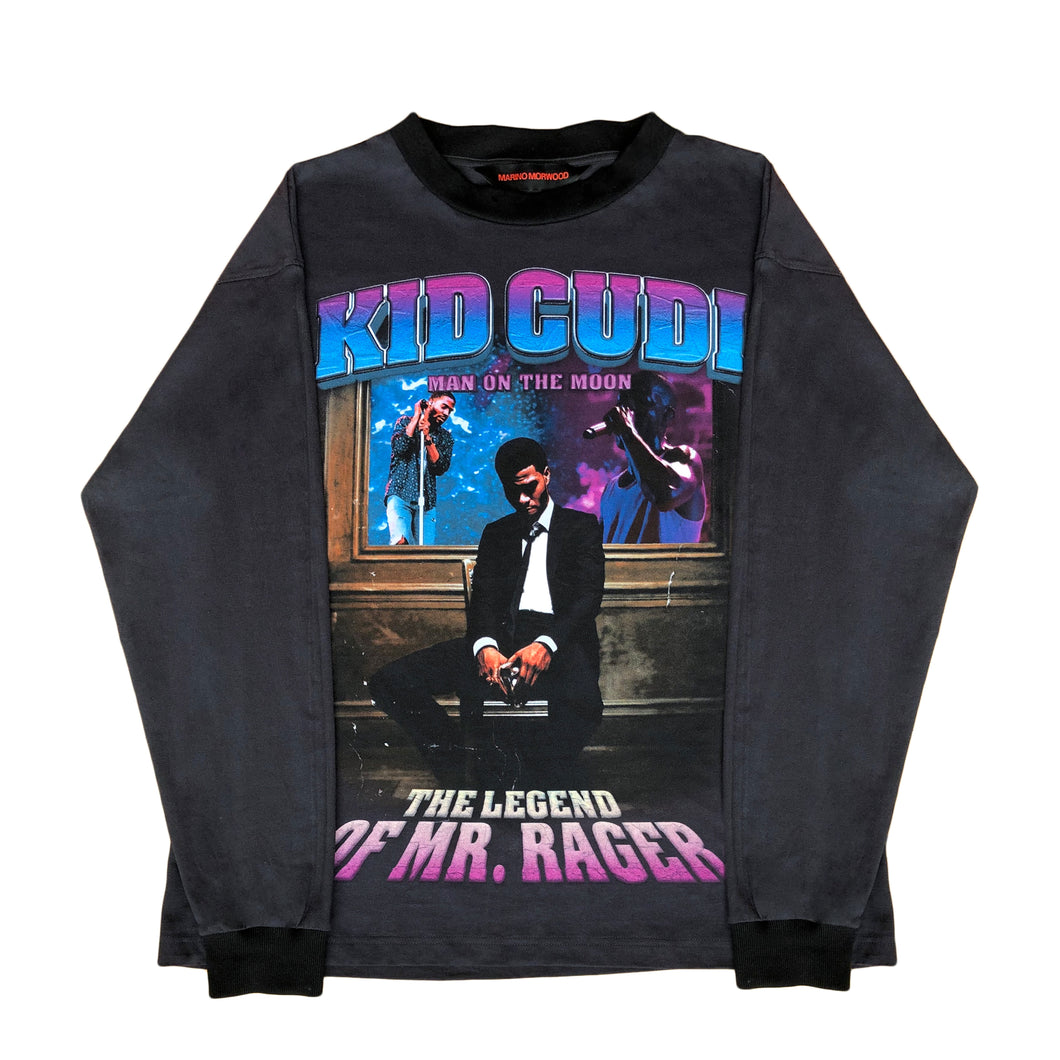 Kid Cudi Man On The Moon Longsleeve *72 HOUR RELEASE*