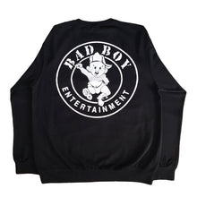 Marino Morwood Bad Boy Records 90s Vintage Hip Hop / Rap Inspired Sweatshirt Merch Featuring Artists From Bad Boy Records Label Notorious BIG (Biggie Smalls), P Diddy (Puff Daddy), Mase, Lil Kim, The Lox, Faith Evans & Craig Mack