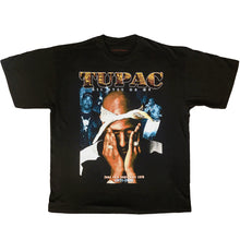 Marino Morwood 2Pac Tupac Shakur All Eyez On Me 90s Rap / Hip Hop Vintage Inspired Merch Tee T-Shirt In Dedication To Makaveli June 16th 1971 - September 13th 1996