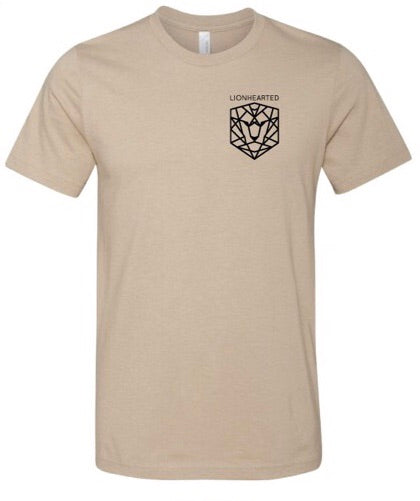 Lionhearted Tee