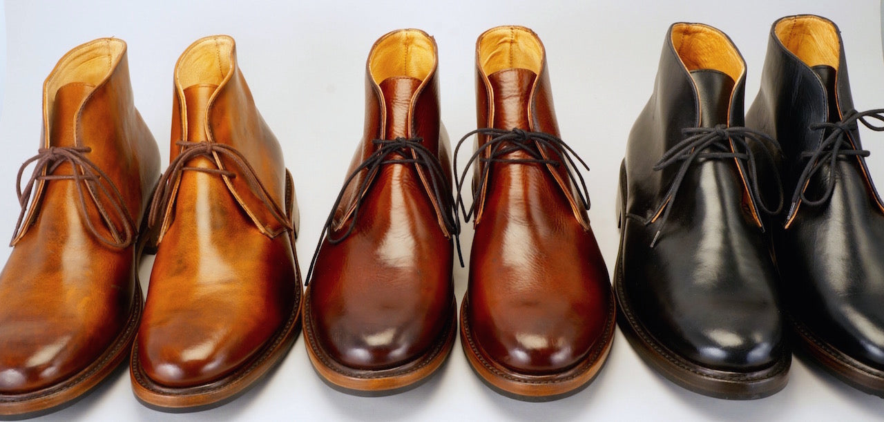 Goodyear welted boots and shoes made one by one and made to last the leather lately chukka boot goodyear welted leather boots for the modern man solutioingenieria Choice Image